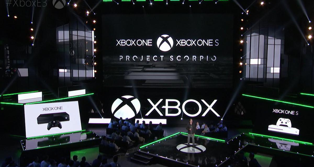 XBox Project Scorpio: caratterisitche, prezzo e giochi
