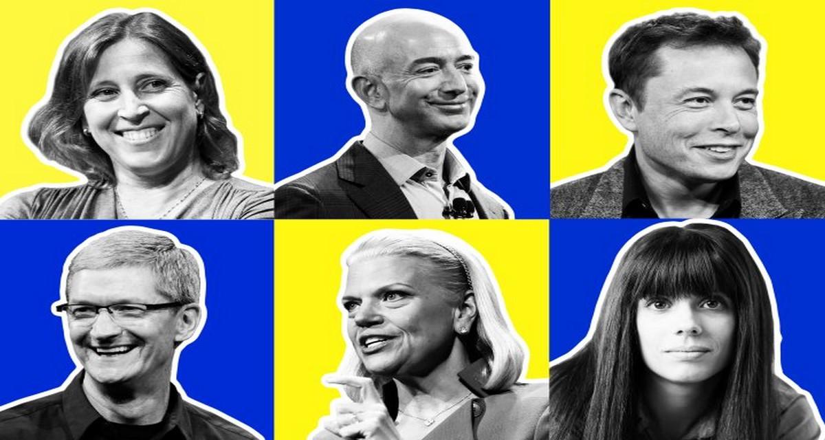 Tecnologia, chi sono le 20 persone più influenti di oggi
