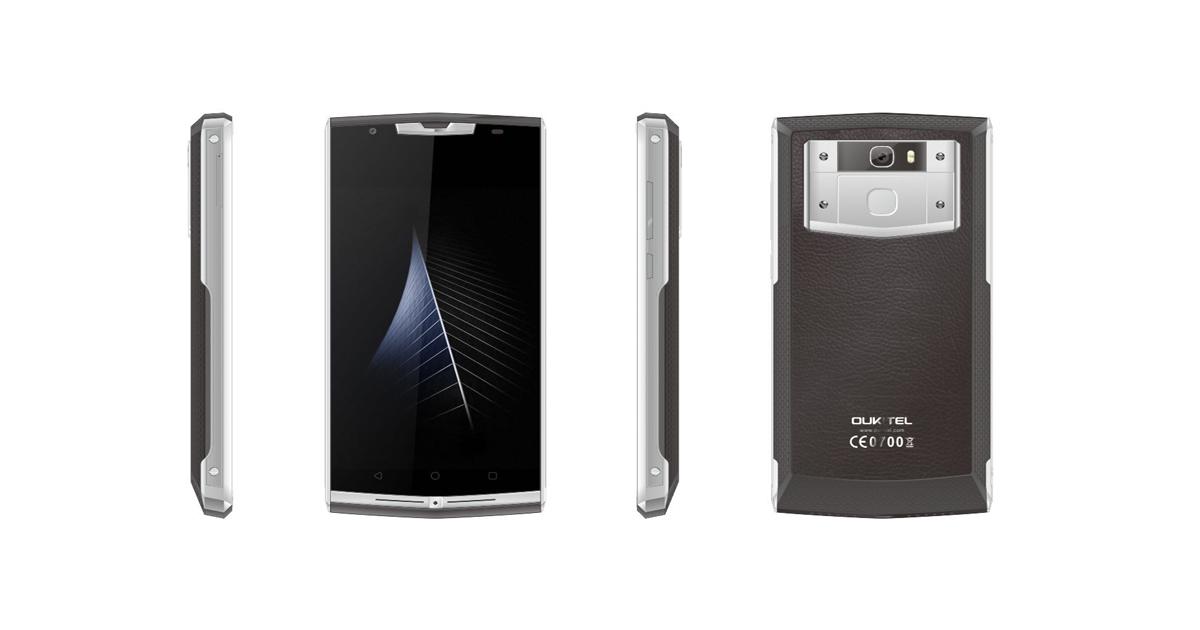 K10000 Pro, lo smartphone con la super batteria che si carica in 3 ore