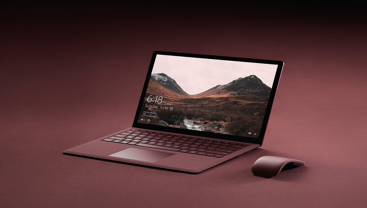 Surface Laptop, arriva il dispositivo con Windows 10 S