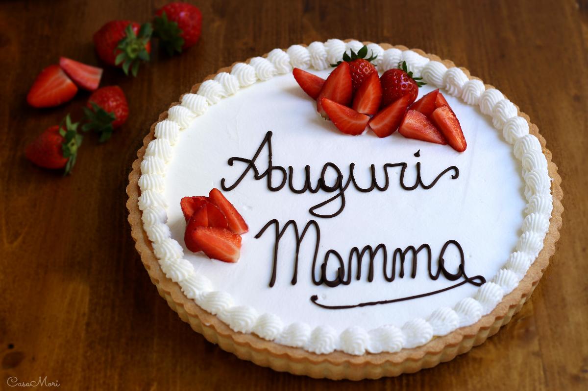 Festa della mamma 2017 torta di auguri