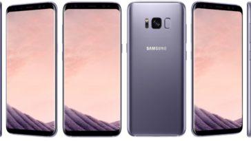 Samsung Galaxy S8 sfondi