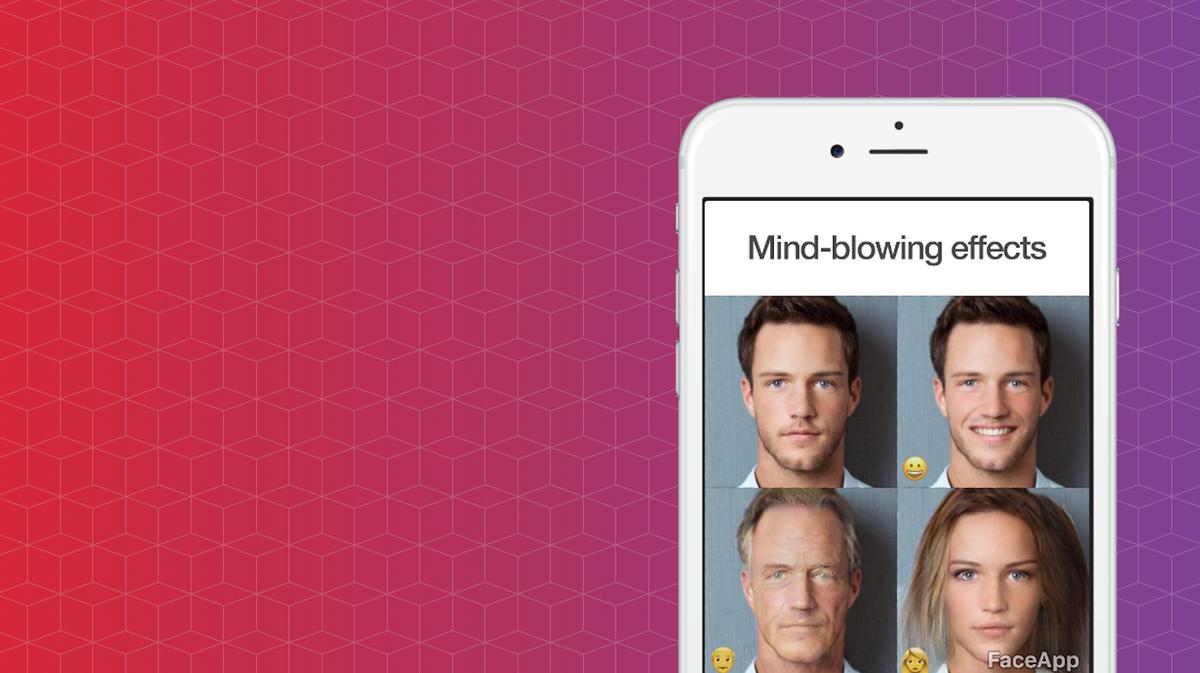 FaceApp: come funziona l'app virale per cambiare età al volto