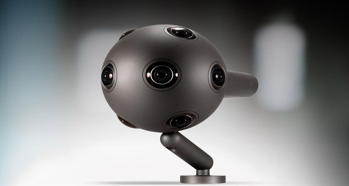 Nokia OZO: come funziona la migliore camera per realtà virtuale