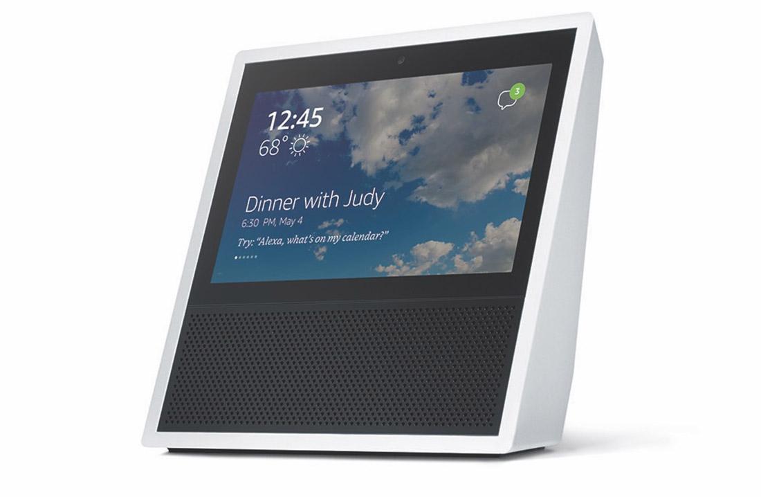 il nuovo Echo di Amazon: Echo Show