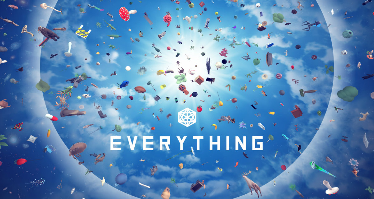 Everything: il videogame candidato ai prossimi Oscar
