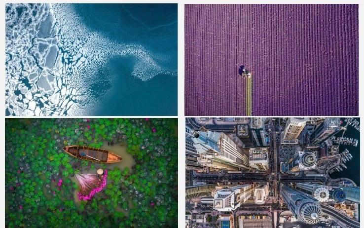 Dronestagram 2017: le migliori foto fatte con droni in un contest