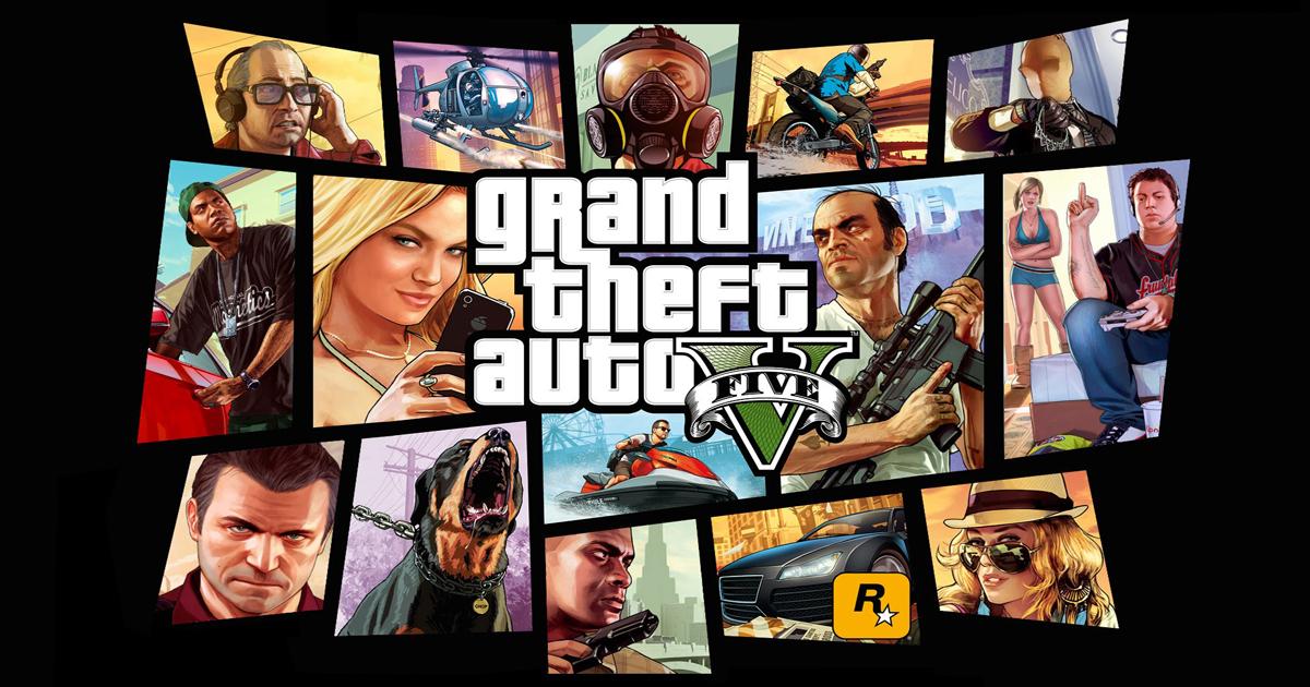 GTA 5: dal 2014 è ancora il videogioco più venduto