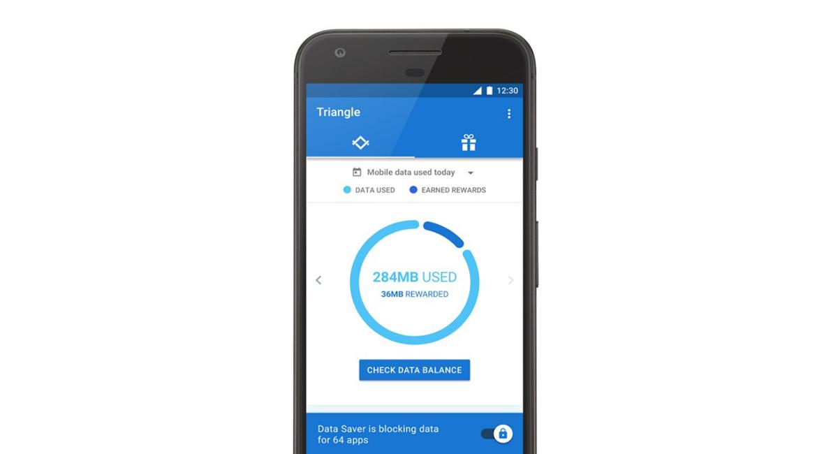 Google Triangle: l'app per non sprecare il traffico dati mobile