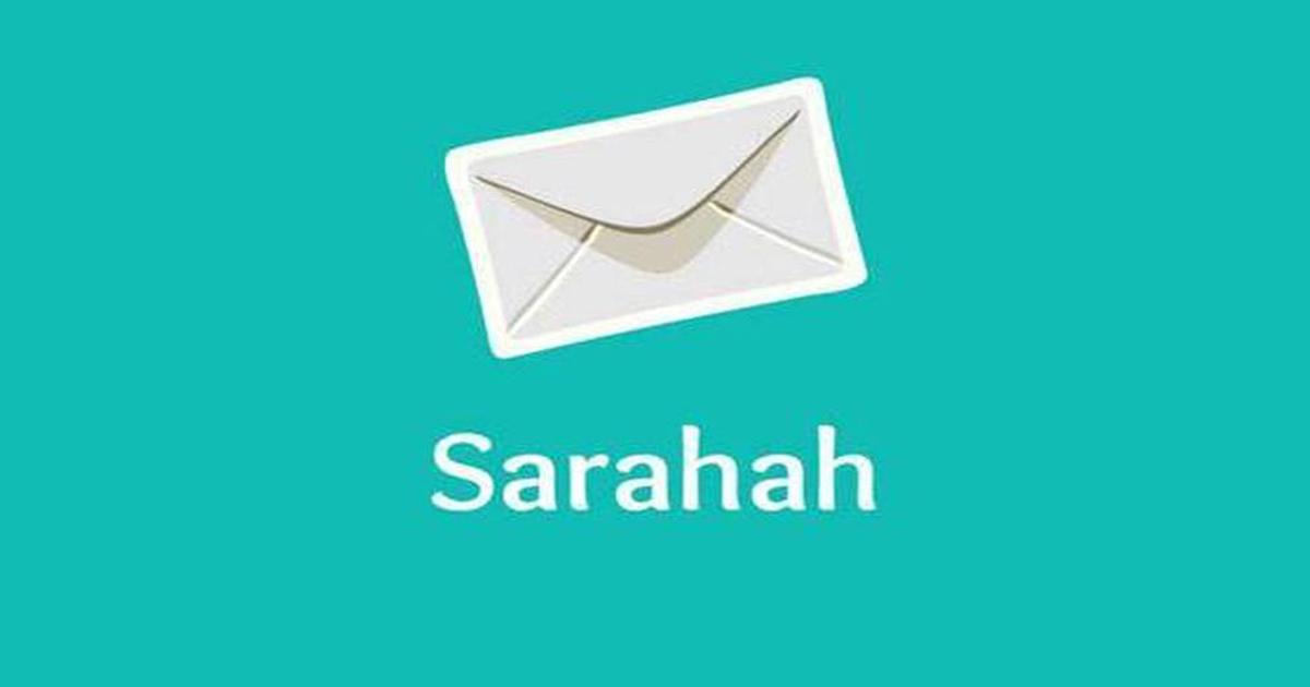 Come funziona Sarahah, l'app per messaggi anonimi del momento
