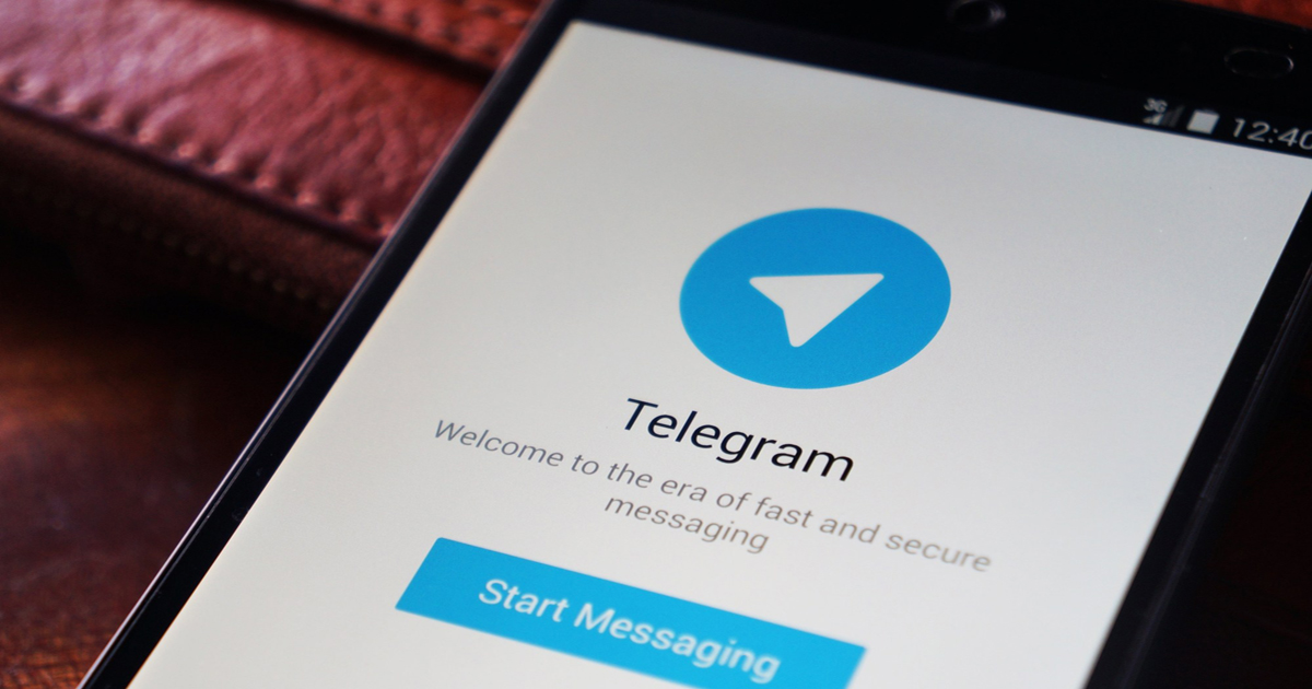 Telegram, in arrivo foto e video che si autodistruggono