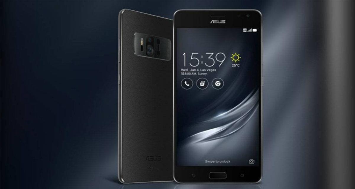Zenfone AR: lo smartphone con tecnologia di Realtà Aumentata Google