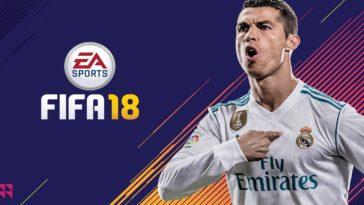 FIFA18 Demo