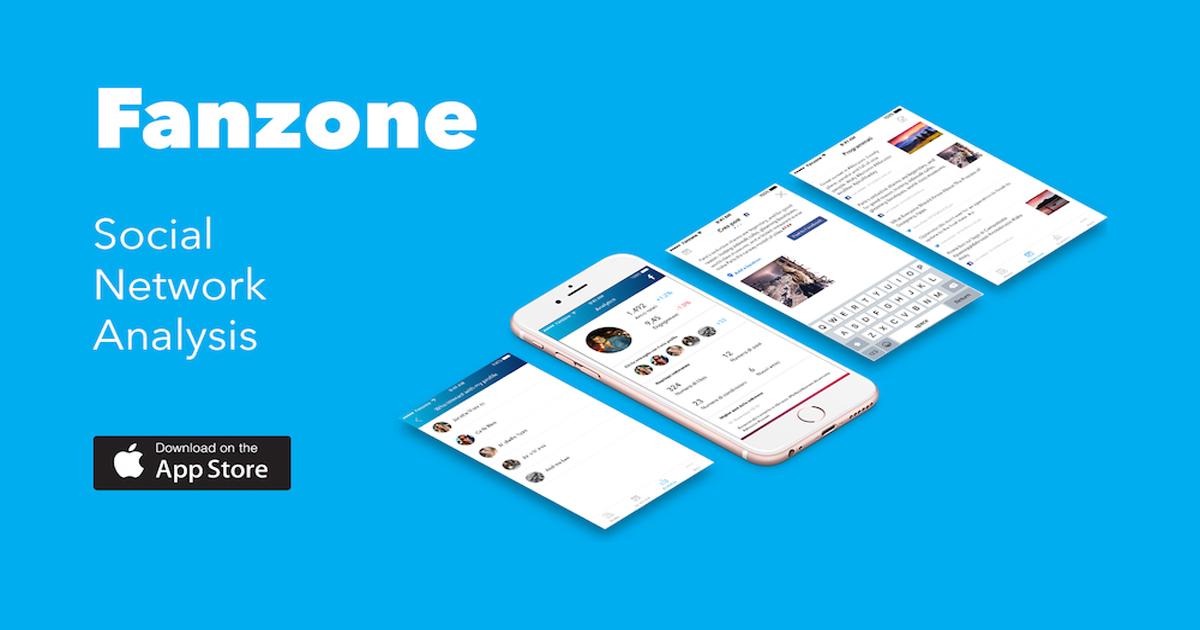 FanZone: l'app per analizzare le tue interazioni sui social