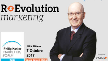 Philip Kotler Marketing Forum 2017