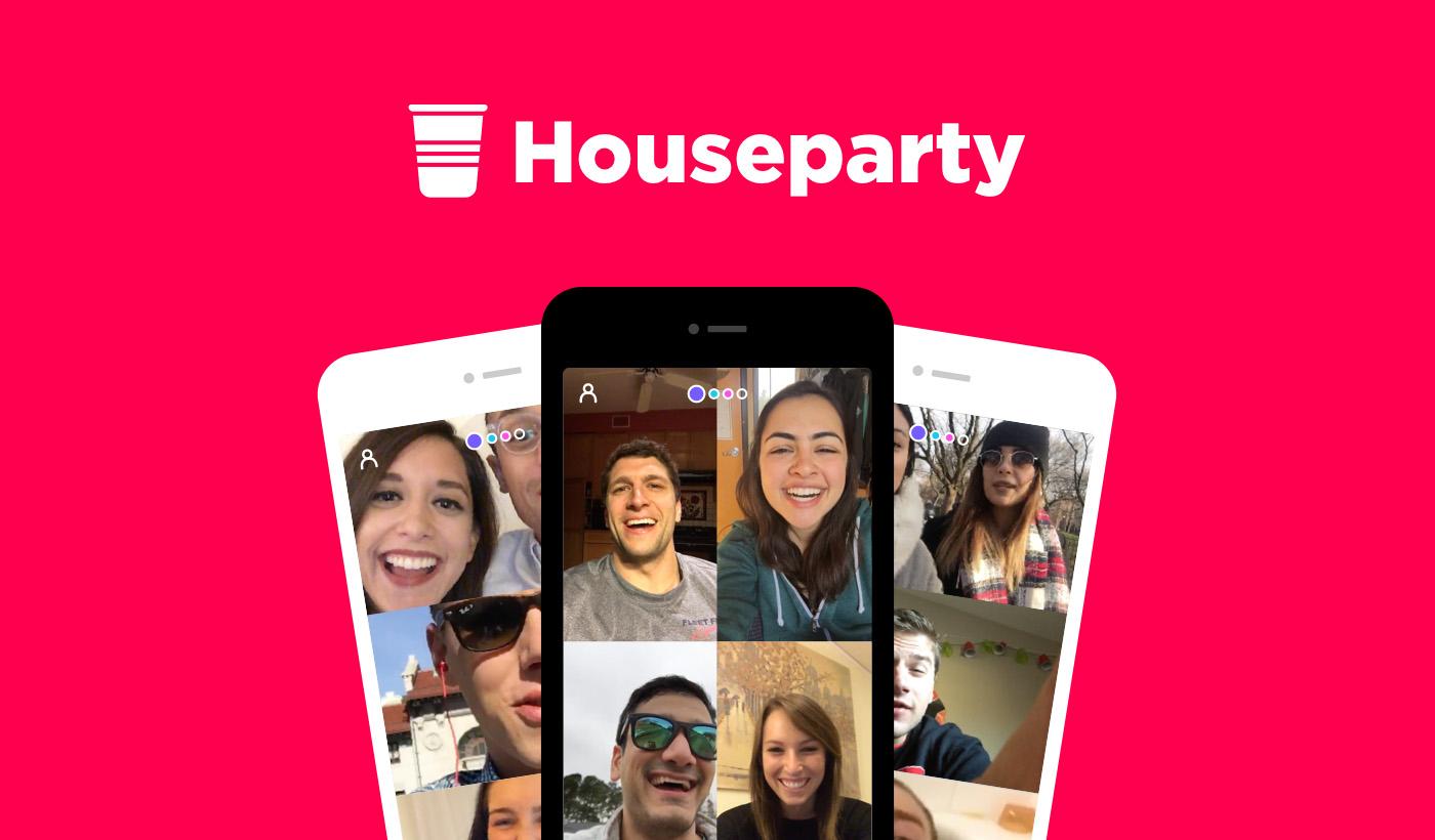 Houseparty app: la chat di gruppo che fa trend