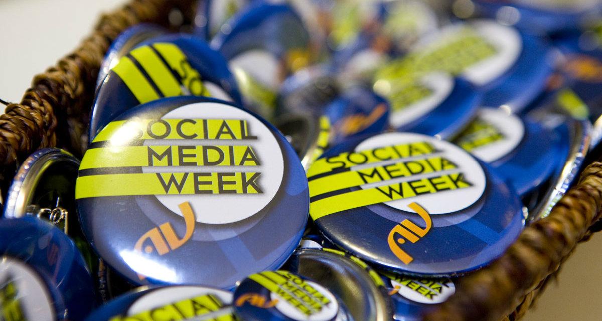 Social Media Week: al via la nuova edizione