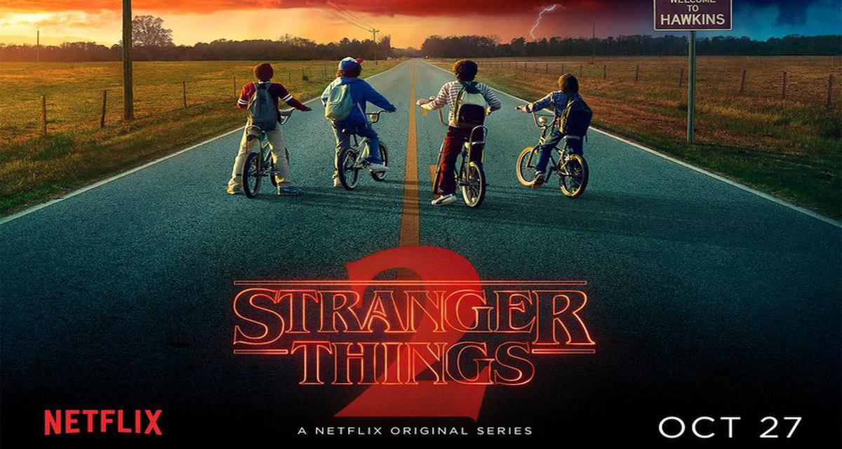 Stranger Things 2 anticipazioni: in arrivo il 27 ottobre su Netflix
