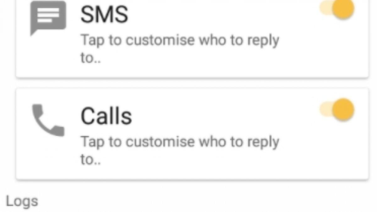 Can't Talk per WhatsApp: ecco l'app che risponde al posto tuo