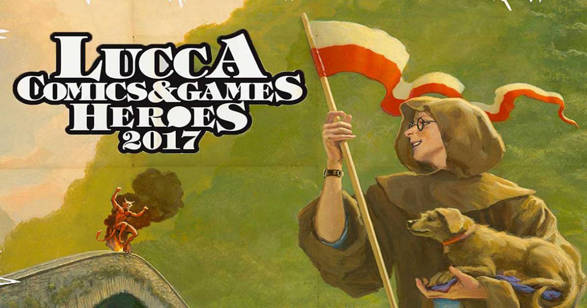Lucca Comics 2017 programma e eventi da non perdere