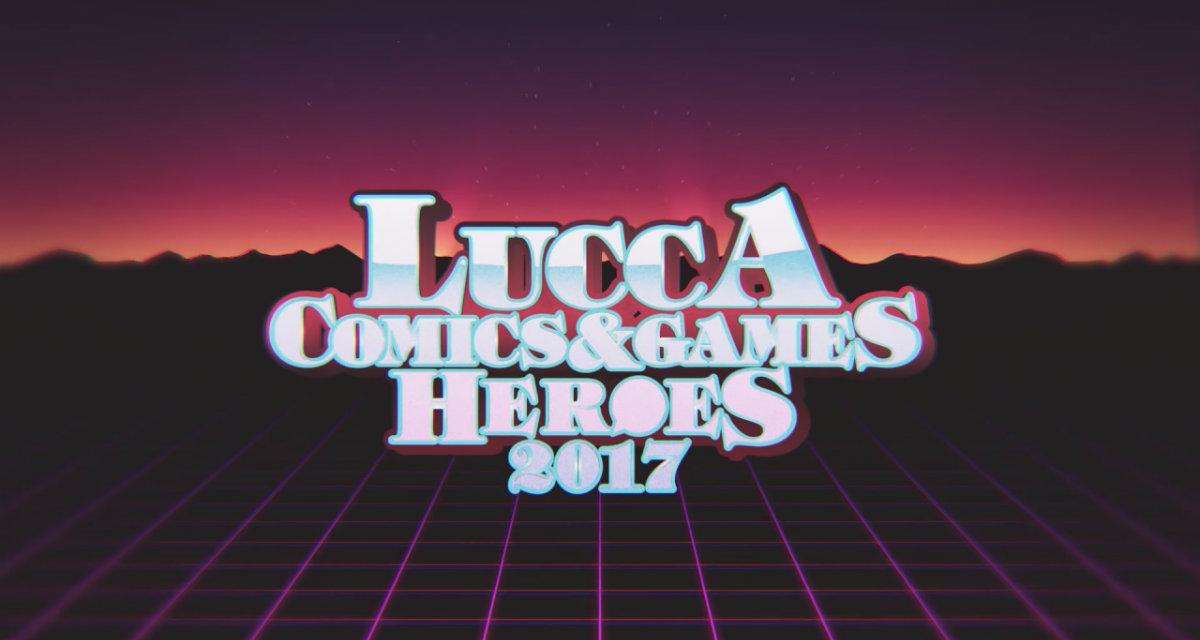 Lucca Comics Games 2017