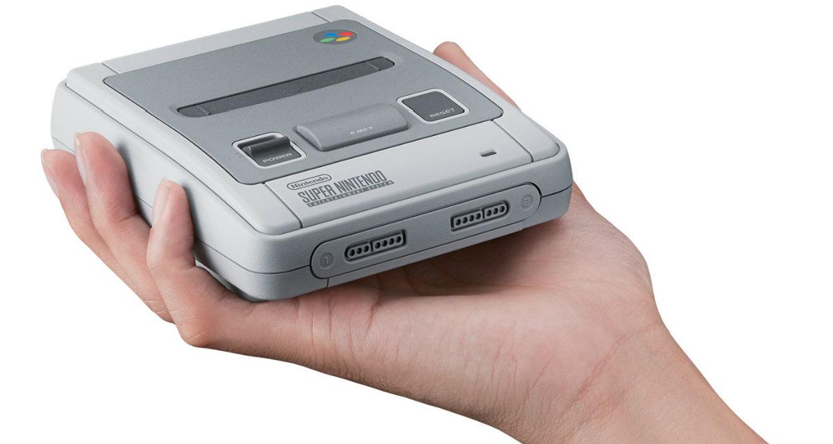 Nintendo Classic Mini, arriva la riedizione della console anni 90