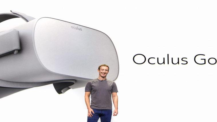 Oculus Go recensione