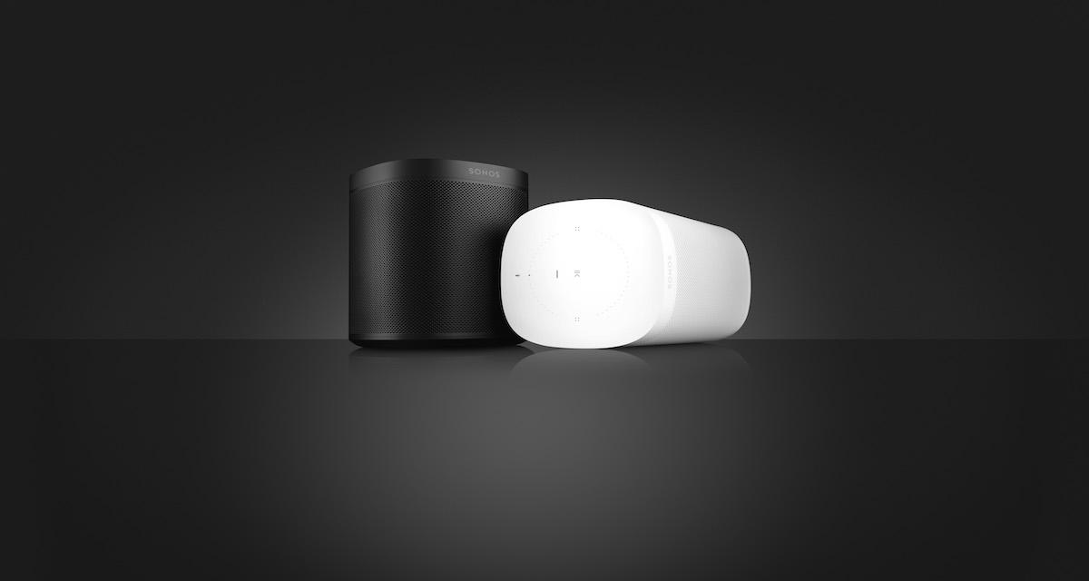 Sonos One, speaker e potenza di Alexa insieme