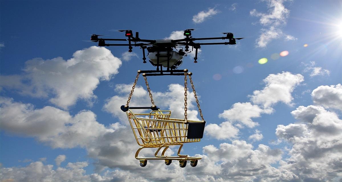 Aire: il drone domestico che monitora la casa