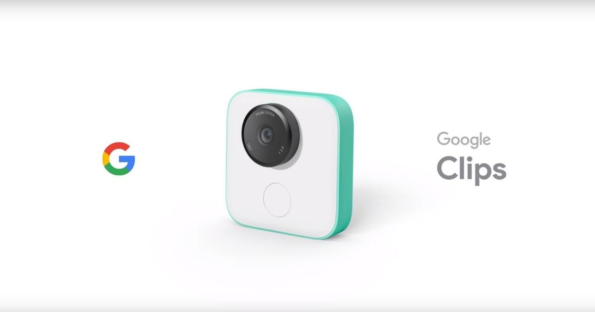 Google Clips, la fotocamera senza fotografo