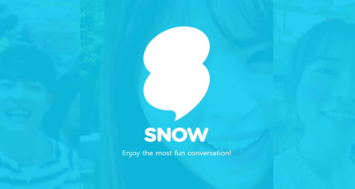 Snow: l'app simile a Snapchat di tendenza in Asia