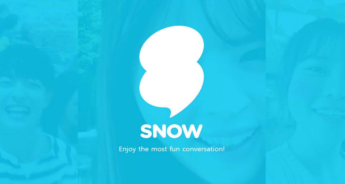 Snow: l'app simile a Snapchat di tendenza in Asia