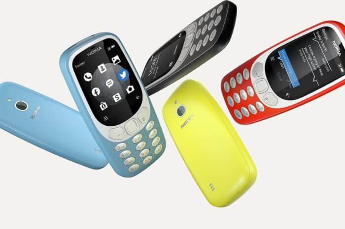 Nokia 3310 versione 3G da oggi in vendita in Italia