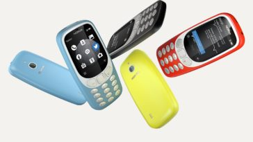 Nokia 3310 versione 3G