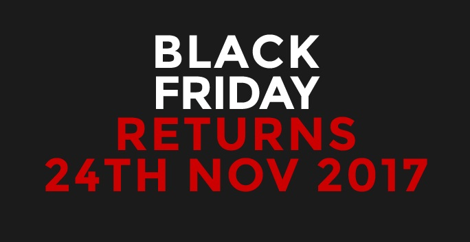 Black Friday 2017 PS4 e XBox