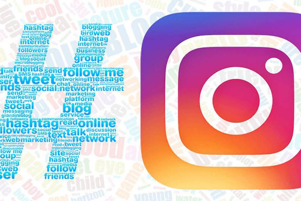 Nuovi hashtag Instagram