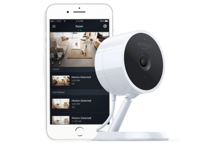 Amazon Cloud Cam: la nuova camera per sicurezza di Amazon