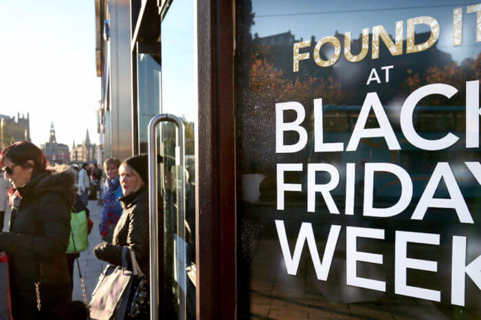 Black Friday 2017 e Cyber Monday: date, anticipazioni e offerte