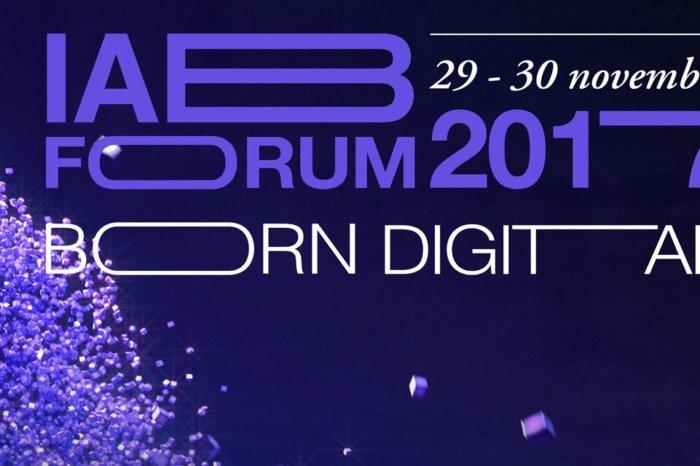 IAB Forum 2017: a Milano il 29-30 Novembre