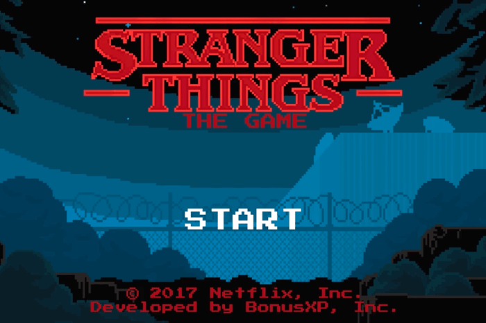 Stranger Things The Game: il gioco delle serie cult