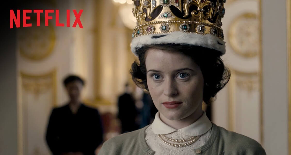 Film Natale 2017 Netflix-The Crown