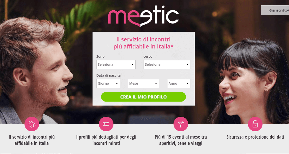 match meetic app for dating