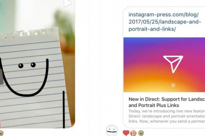 Instagram Direct applicazione: come funziona