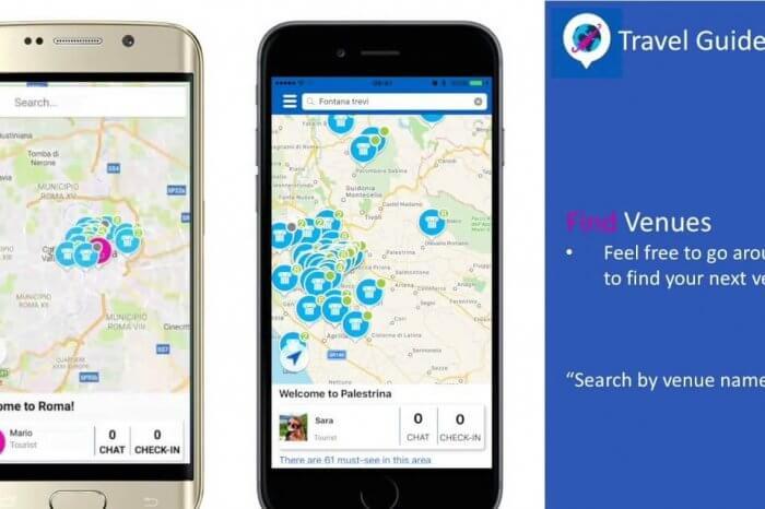 Tourist chat: l'app social per viaggiatori incalliti