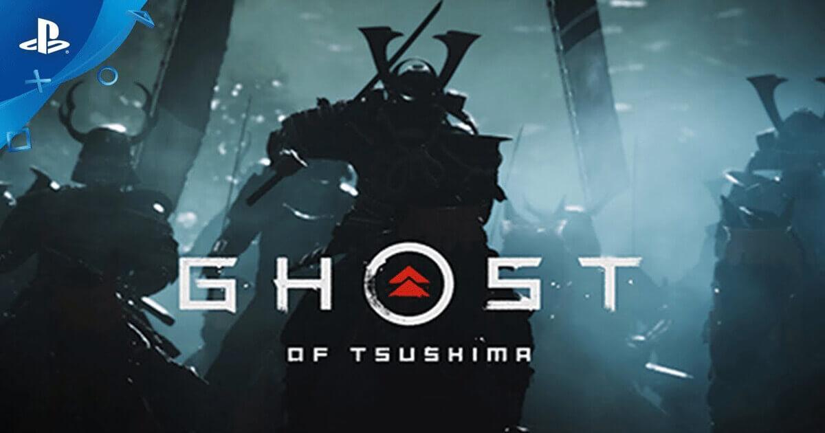 PS4 esclusive 2018 Ghost of Tsushima