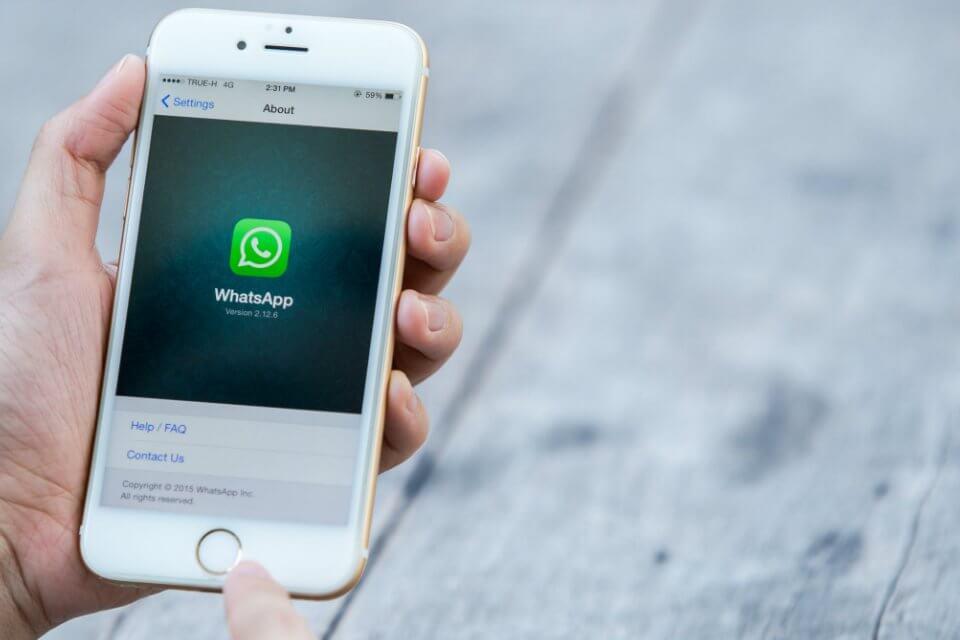 WhatsApp 2018: gli smartphone non più compatibili