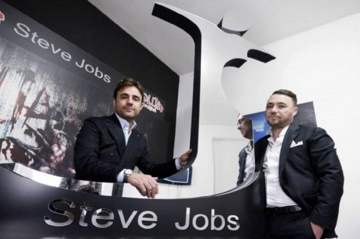Steve Jobs: la storia dei fratelli napoletani che hanno vinto la causa contro Apple