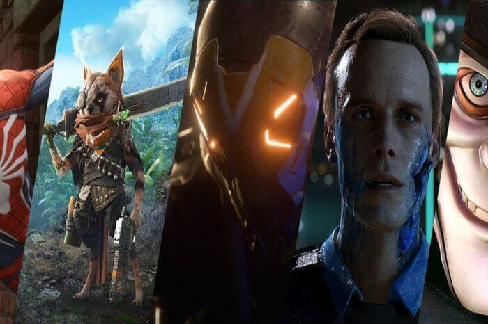 Videogiochi 2018: ecco quelli più curiosi in arrivo