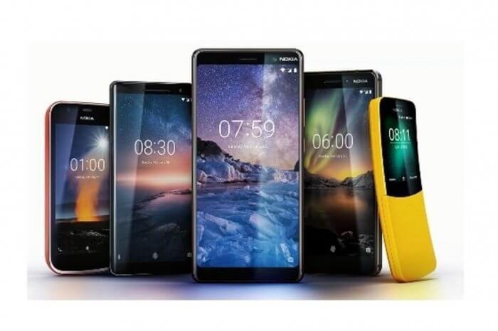 MWC 2018, Nokia ne ha per tutte le fasce