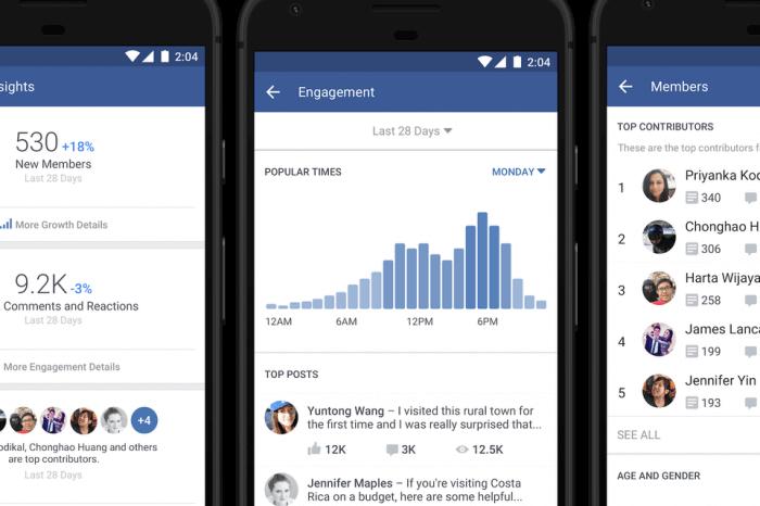 Facebook Gruppi, nuovi aggiornamenti per la loro gestione
